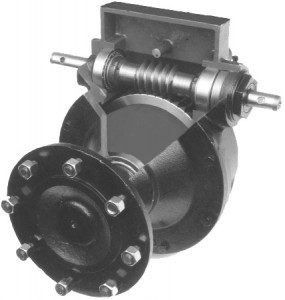 Durst wheel gearboxes