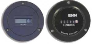 round hourmeters