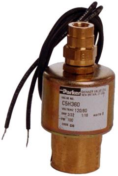 parker solenoid valve