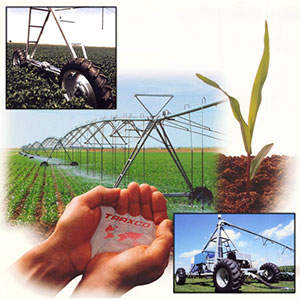 components for Pivot irrigation systems