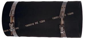 Pivot boot hose & t-bolt clamps