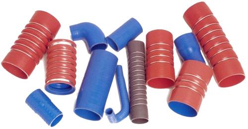 silicone hoses