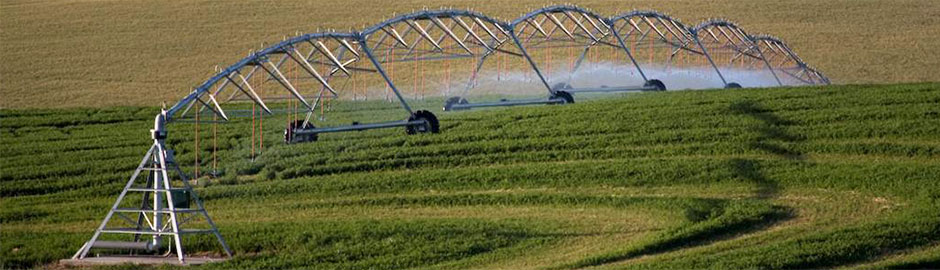 costs of centre pivot irrigation