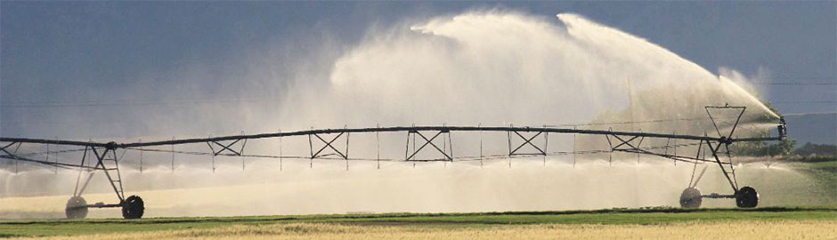 irrigation pivot systems
