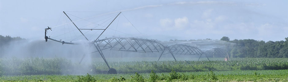 center pivot irrigation system costs